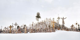 Kryziu Kalnas (Hill of Crosses) Scene Two