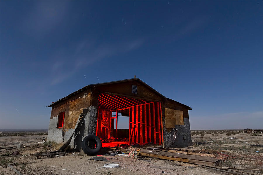 Kiss Me With Your Apocalypse-- The High Desert