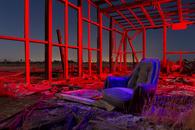 The Captian's Dead-- Antelope Valley, California