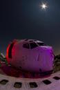 Black Windows-- Aircraft Boneyard, Boeing 737