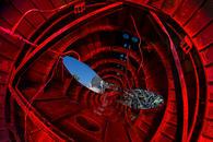 Inside the Cat's Head-- Aircraft Boneyard, DC-6