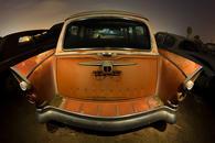 Finsplay-- 1958 Studebaker
