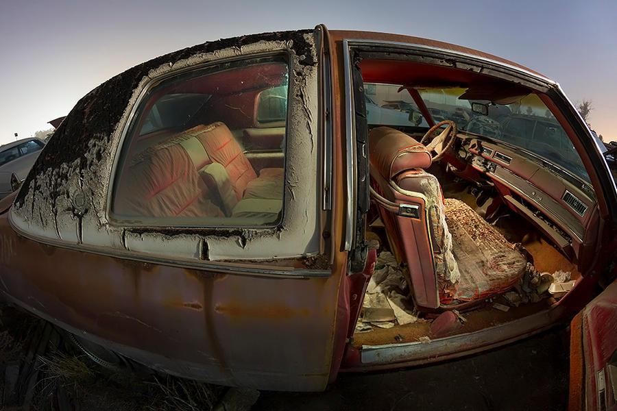 Coupe de Cay-- Cadillac
