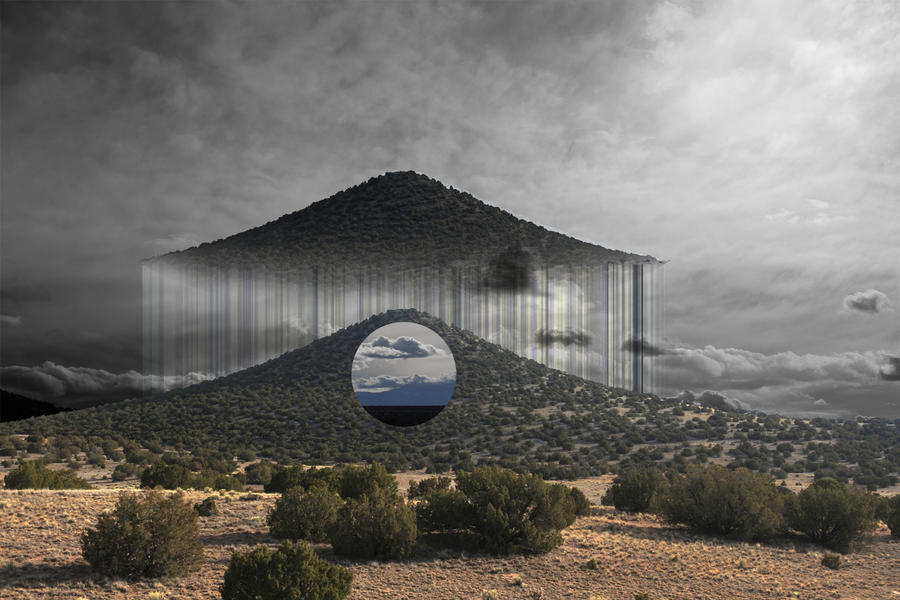 Through Space/Time in The High Desert