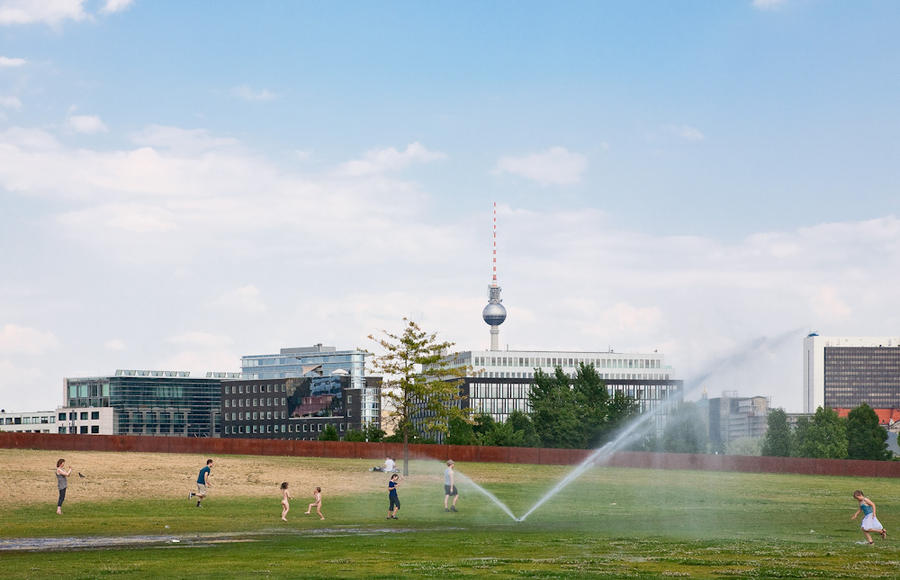 Tiergarten, Berlin, from the series Lands of Milk
