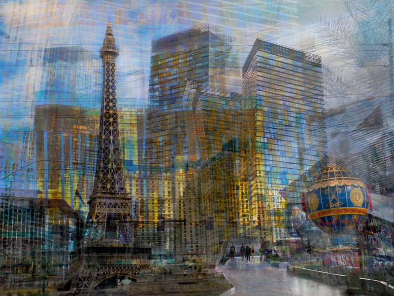 Vegas Scape 2