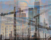 San Francisco Construction Zone