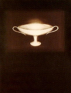 Cup of the Soul, photogenic drawing, 1994