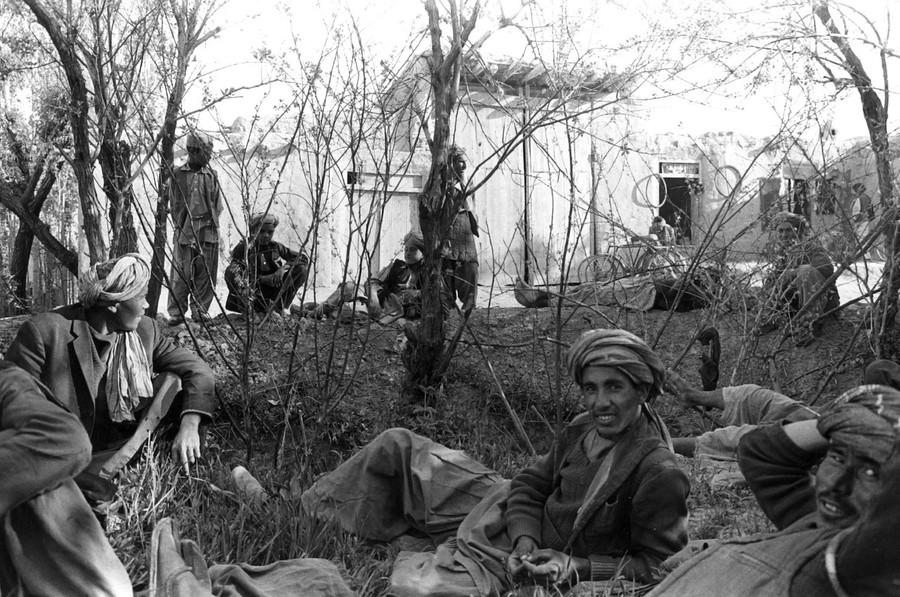 Mujahideen, Logar, Afghanistan, 1982