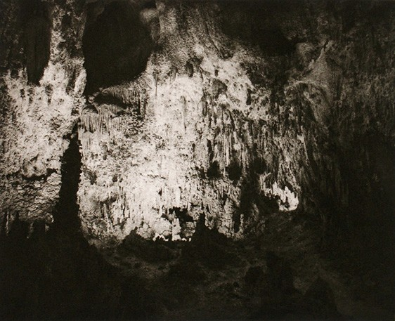 Allegory of the Cave: plate I, 2003, photogavure