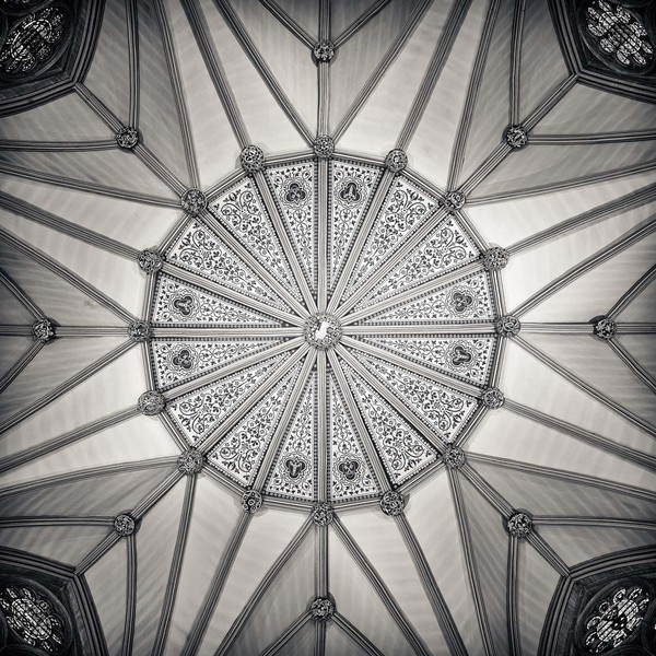 York, Chapter House Ceiling