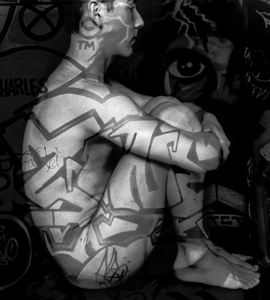 Grafitti Man