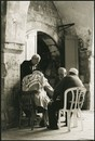 Backgammon Players, Jerusalem, 2008