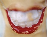 Mouth, Archival Pigment Print