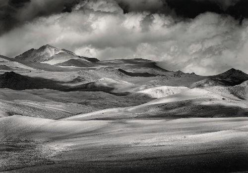 Campito Mountain #49, 1991