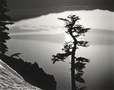 Solar Reflection, Crater Lake, 1985