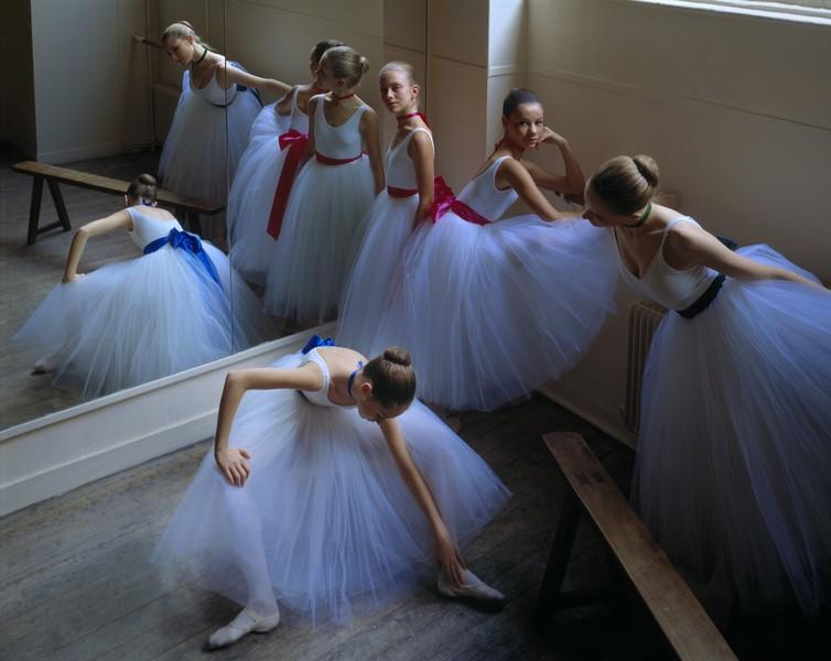 Four Dancers, Paris