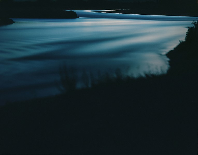 Confluence of the Missouri River, Montana