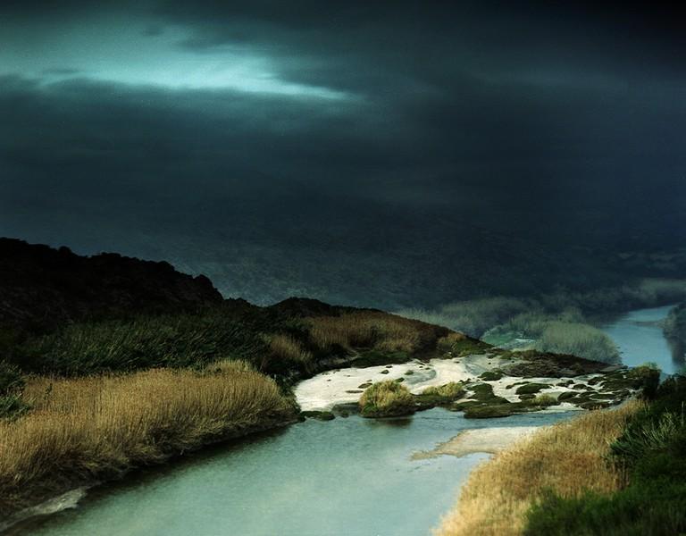 Rio Grande River, Hot Springs Canyon, Big Bend, TX
