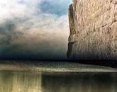 Santa Elena Canyon, Rio Grande River, Big Bend,TX