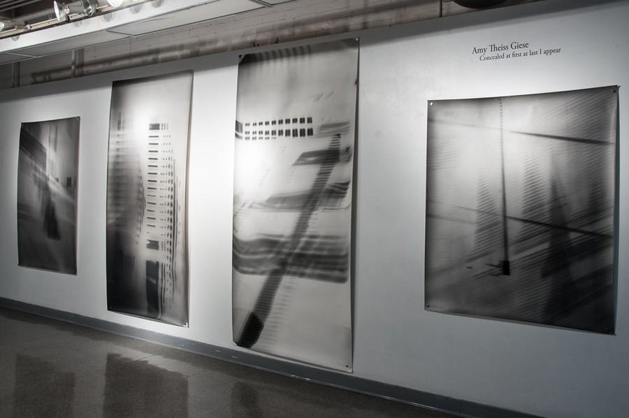 Installation View, Univ of Notre Dame, 2012