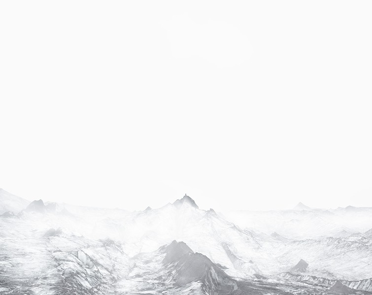 Solheimajokull, Iceland, Plate II
