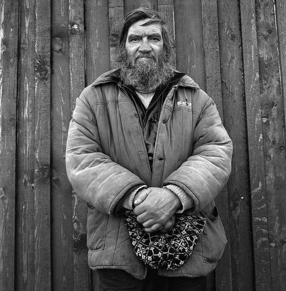 Russia, Tutaev, Alexey-the-Wood-Spirit, 2011