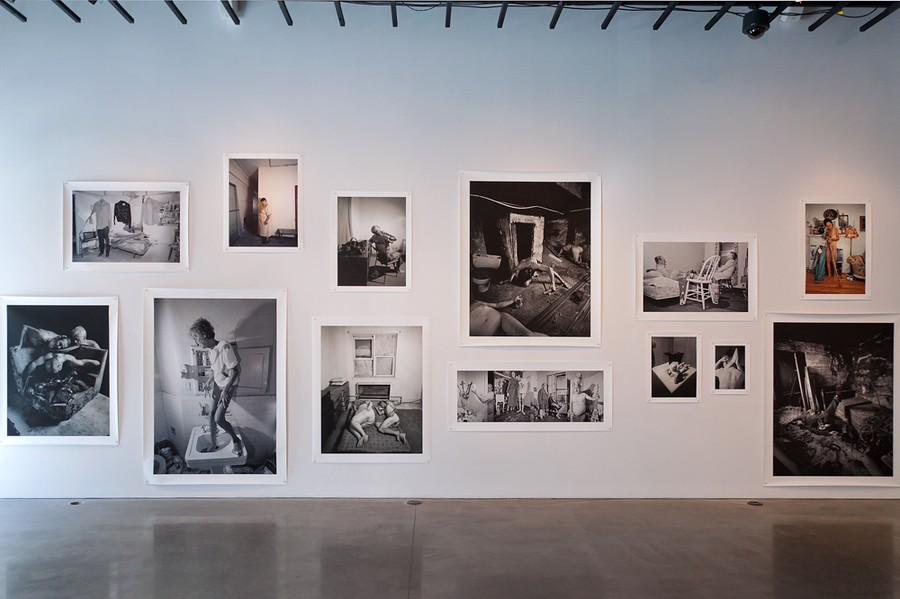 Exhibition (with D. Cumming) at FOFA (CA), 2012