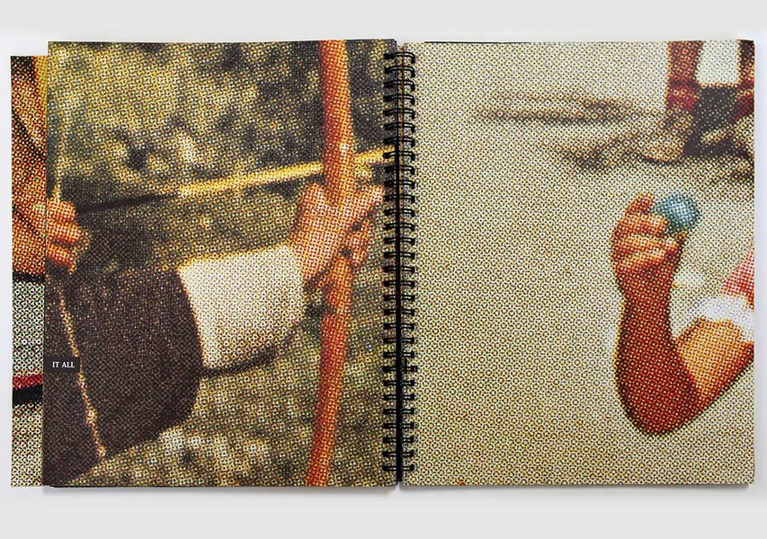 Long Story Short, photobook, offset, 1999.