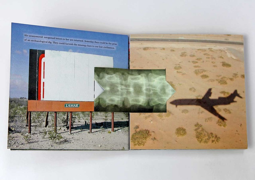 Nature ABhors, photobook, HP indigo; 2003
