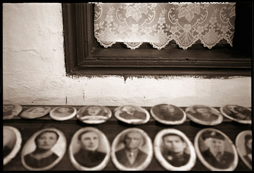 Remains, Bershad, Ukraine 2007