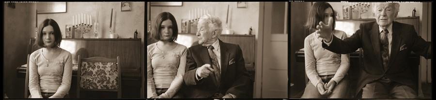 Alfred and Veronika Shreyer, Drohobych, ukrai 2007