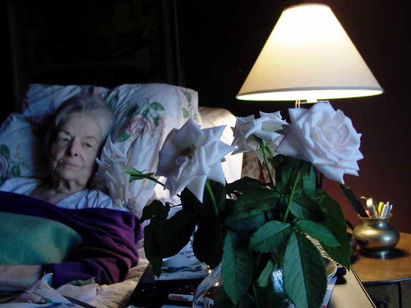 Anne & Roses, from 'Opus for Anne' 2005