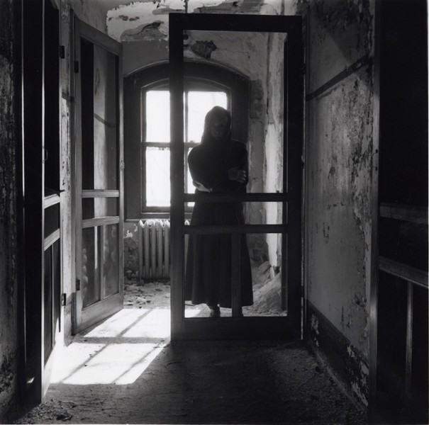 Self-Portrait, Ellis Island 1988
