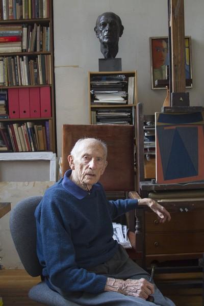 Will Barnet, Painter