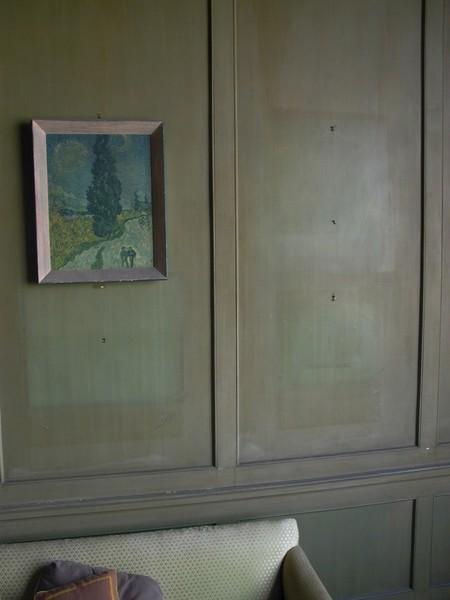 van Gogh Ghost Wall