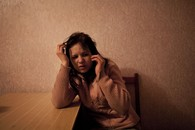 Prostitute, From the Series 'Interrogations'