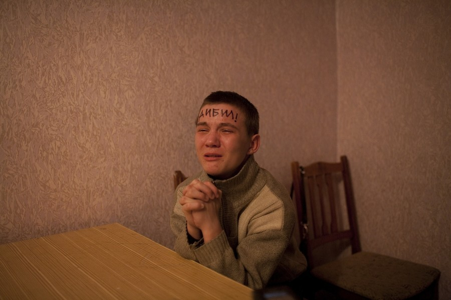 Delinquent, From the Series 'Interrogations'
