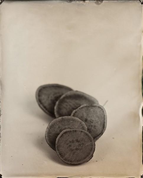Sweet Potato Tops