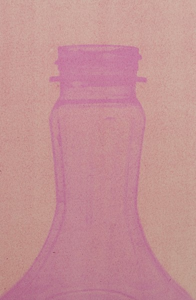 Syrup Bottle - Beet Extract
