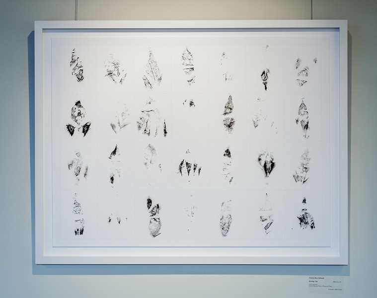 Remnant Install: Wall Space Gallery