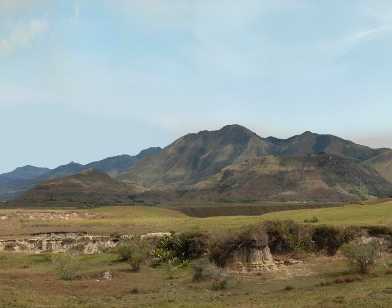 Semidesert Patía River Valley