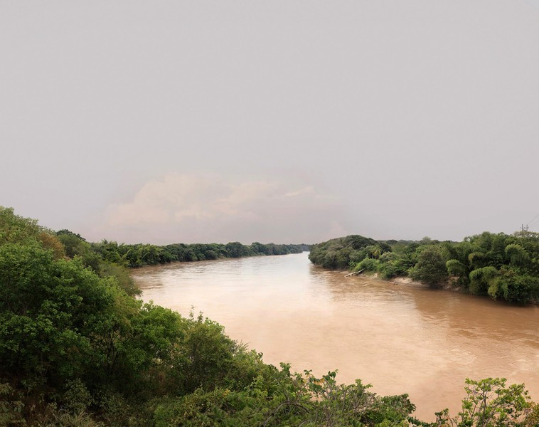 Magdalena River at theTown of La Dorada
