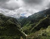 Mountain Landscape at the Outskirts of Yarumal