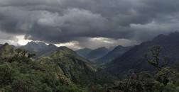 Sangay region en Route to the Amazon