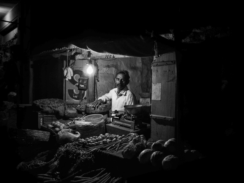 Fruits & Vegetables (Rohet, Rajahstan, India, 2016