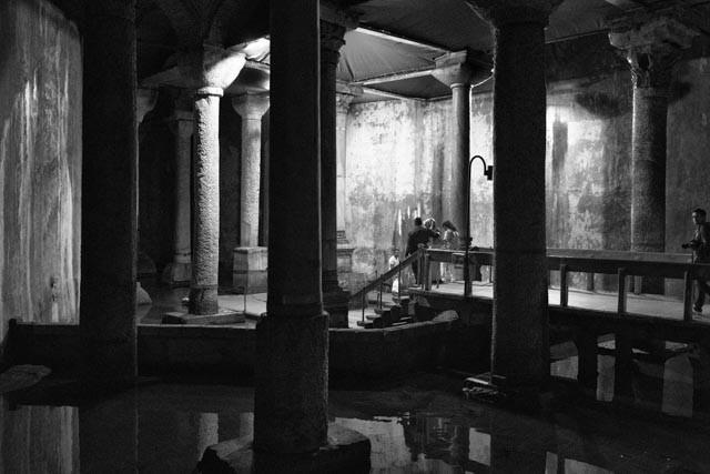 Cistern Daylight (Istanbul, 2016)