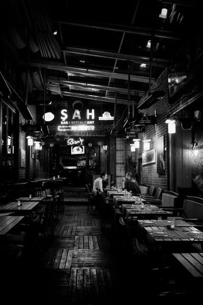Slow Night (Istanbul, 2016)