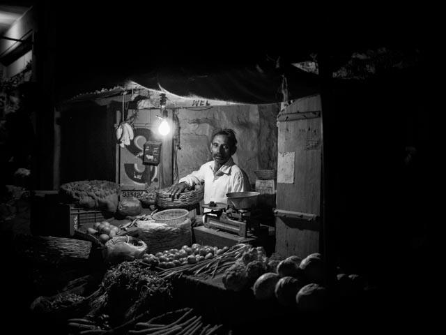 Fruits & Vegetables (Rohet, India, 2016)