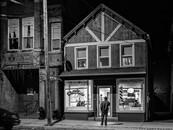 West Side Barber Shop (Catskill, NY, 2015)